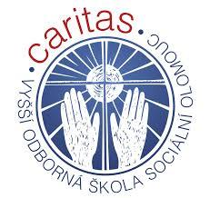 VOŠ Sociální Logo