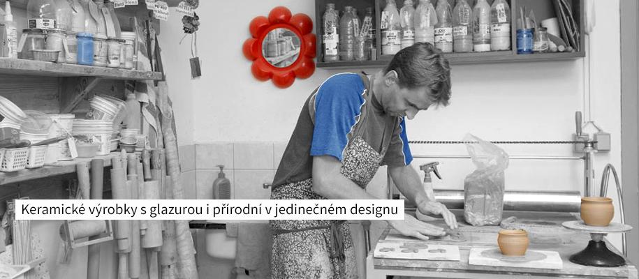 Keramická výroba